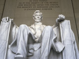 Lincoln Memorial, Washington, D.C., USA Photographie