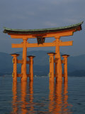 Miyajima, Japan Photographic Print