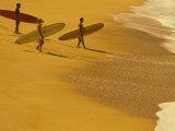 Cocoa Beach Surfer, Florida, USA Papier Photo par Stuart Westmoreland