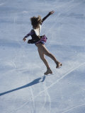 Figure Skater Photographic Print