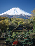 Mount Fuji, Honshu, Japan Photographic Print