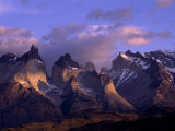 Horns, Andes Mountains, Chile Photographic Print