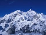 Mt. McKinley, Denali National Park, Alaska, USA Photographic Print by Hugh Rose