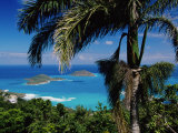 Inner and Outer Brass Islands, St. Thomas Fotografie-Druck