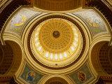 State Capitol, Madison, Wisconsin, USA Photographic Print