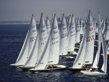 1978 World Championship Etchall Races, Newport Beach, California, USA Photographic Print