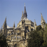 Reims Cathedral, France Photographic Print