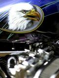 Harley Davidson Motorcycle Photographie