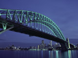 Sydney Harbour Bridge, Sydney, Australia Photographic Print