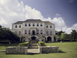 Rose Hall, Montego Bay, Jamaica Photographic Print
