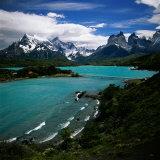 Torres Del Paine National Park, Chile Lámina fotográfica