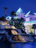 Casablanca Resort and Casino, Mesquite, Nevada, USA Photographic Print
