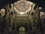 La Mezquita, Cordoba, Spain Photographic Print