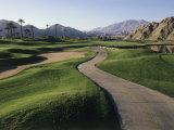La Quinta Golf Course, California, USA Photographic Print