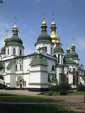 St. Sophia's Cathedral, Kiev, Ukraine Photographic Print