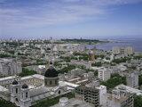 Montevideo, Uruguay Photographic Print