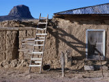 Cabezon Ghost Town, New Mexico, USA Photographic Print