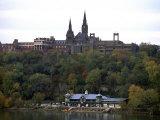 Georgetown University, Washington, D.C., USA Photographic Print