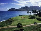 Kauai, Hawaii, USA Fotografická reprodukce