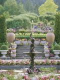 Butchart Gardens, Victoria, Canada Photographic Print