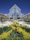 White River Gardens, Indianapolis, Indiana, USA Photographic Print