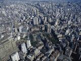 Sao Paulo, Brazil Photographic Print