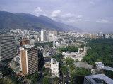 Caracas, Mount Avila, Venezuela Photographic Print