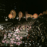 Carnival, Rio de Janeiro, Brazil Photographic Print