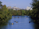 Barton Creek, Austin, Texas, USA Photographic Print