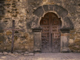 Mission Espada, San Antonio, Texas, USA Photographic Print