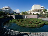Getty Center, Los Angeles, California, USA Photographic Print