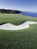 Mauna Kea Golf Course, Hawaii, USA Photographic Print