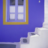 Santorini, Cyclades Islands, Greece Photographic Print