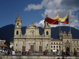 Cathedral, Bogota, Colombia Photographic Print
