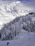 Mont Blanc, Italy Photographic Print