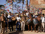 Carnival,Brazil Photographic Print