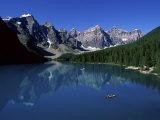 Moraine Lake, Banff National Park, Alberta, Canada Photographic Print