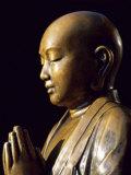 Buddha Statue Asakusa Kannon Temple Tokyo Japan Photographic Print