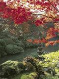 Rinno-Ji, Nikko, Japan Fotografisk tryk
