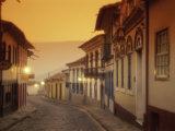 Ouro Preto, Brazil Fotografiskt tryck