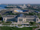Field Museum, Chicago, Illinois, USA Photographic Print