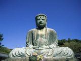Great Buddha (Daibutsu) Kamakura Japan Photographic Print