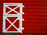 Barn Door Photographic Print