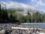 Banff Springs Hotel Banff National Park, Alberta, Canada Photographic Print