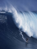 Peahi Maui, Hawaii, USA Photographie