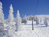 Steamboat Springs, Colorado, USA Reproduction photographique