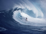 Surfer Surfing Reproduction photographique