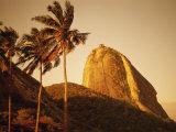 Sugar Loaf Mountain, Rio de Janeiro, Brazil Stampa fotografica
