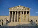U.S. Supreme Court, Washington, D.C., USA Photographic Print