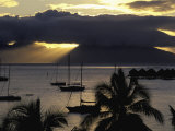 Tahiti, French Polynesia Photographic Print